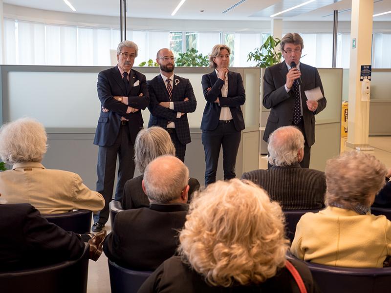 Fondazione cologni dei mestieri d arte la regola del for Centro diagnostico via saint bon milano